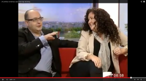 Collette on BBC1 - BBC Breakfast