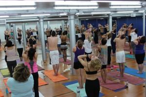 Bikram yoga manchester 1
